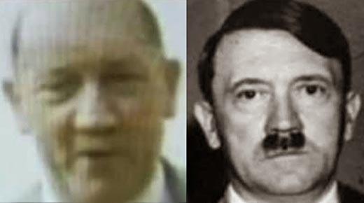 El FBI desclasifica silenciosamente archivos secretos que acreditan que Hitler huyó a Argentina en 1945